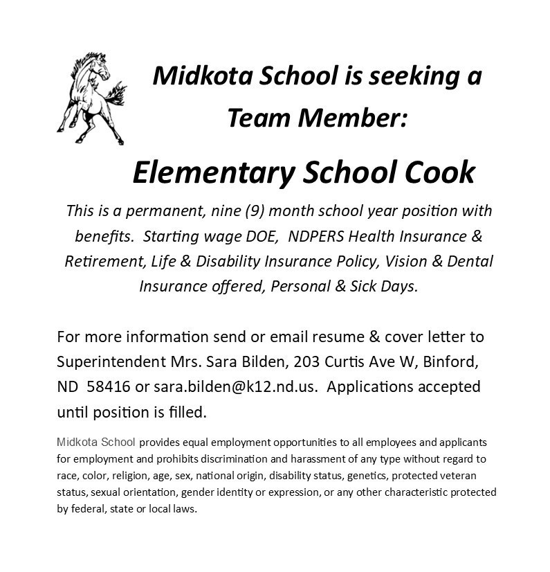 Elementary Cook Position